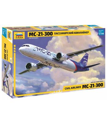 1:144 IRKUT MS-21 AIRLINER