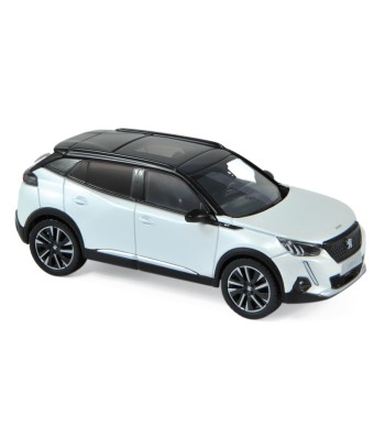 Peugeot 2008 GT 2020 - Pearl White