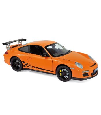 Porsche 911 GT3 RS 2009 - Orange