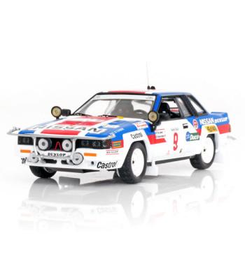 NISSAN 240 RS Rally Safari'84 #9 7th T.Salonen / S.Harjanne