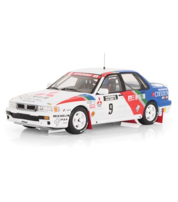 MITSUBISHI GALANT VR-4 EVO #9 (RALLIART) M.Ericsson-C.Billstam Winner 1000 Lakes Rally 1989