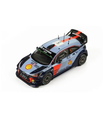 Hyundai i20 WRC 5 Rallye Monte Carlo 2017 Neuville Gilsoul