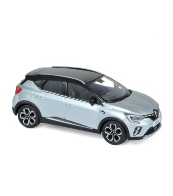 Renault Captur 2020 - Silver & Black roof