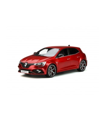 RENAULT MEGANE R.S. TROPHY FLAME RED