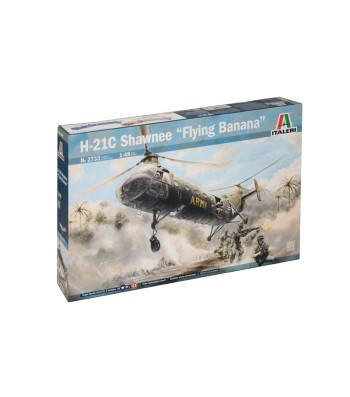 "1:48 H-21C SHAWNEE ""FLYING BANANA"""