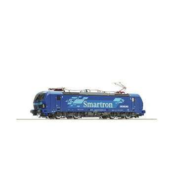 Electric locomotive 192 002-4, SIEMENS, epoch VI