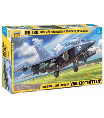 1:48 Russian Light Bomber Aircraft YAK-130