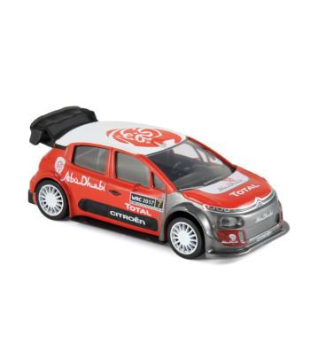 "Citroen C3 WRC 2017 - ""Official Presentation Version"" - JET CAR"