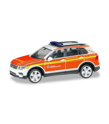 "VW TIGUAN FIRE BRIGADE COMMAND VEHICLE ""FREIWILLIGE FEUERWEHR NORDERSTEDT"""