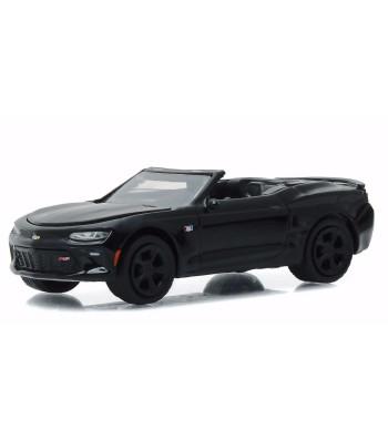 2017 Chevrolet Camaro Convertible Solid Pack- Black Bandit Series 16