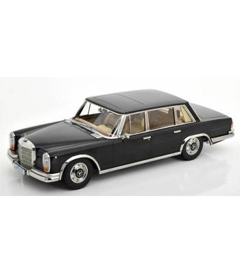 Mercedes 600 SWB W100 1963 black