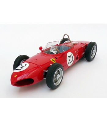 Ferrari 156 Sharknose GP France Count Berghe von Trips 1961