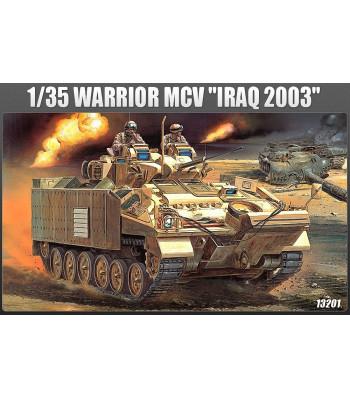 1:35 WARRIOR MCV IRAQ 2003