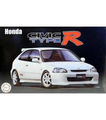 1:24 Honda Civic Type R (EK9) Early Model