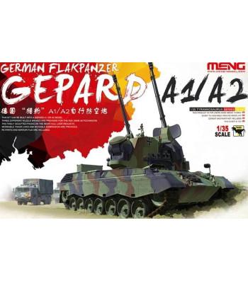 1:35  German Flakpanzer Gepard A1/A2