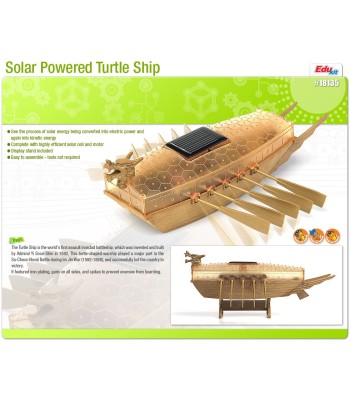 EDU KIT SOLAR SHIP