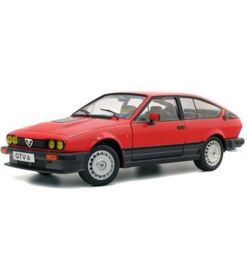 ALFA ROMEO GTV6 - RED 1984