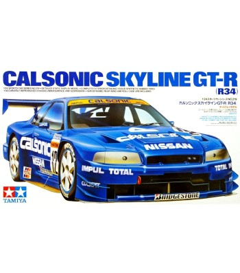 1:24 Calsonic GT-R (R34)