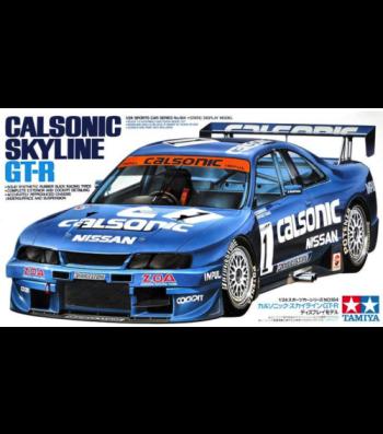 1:24 Calsonic Skyline GT-R (R33)