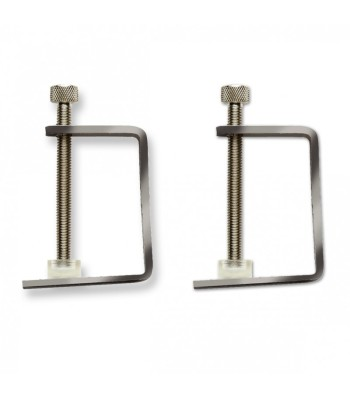 Set of 2 Mini Clamps (40 mm)