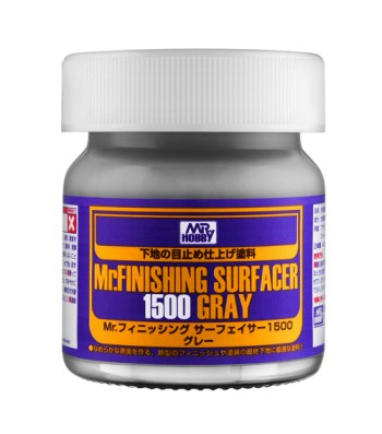 SF-289 Mr. Finishing Surfacer 1500 gray 40 ml