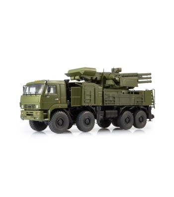Pantsir-S1 / SA-22 Greyhound missel system on KAMAZ-6560 /khaki/