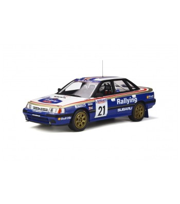 SUBARU LEGACY RS GRA 1992 RAC