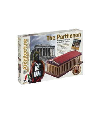 1:100 THE PARTHENON: WORLD ARCHITECTURE