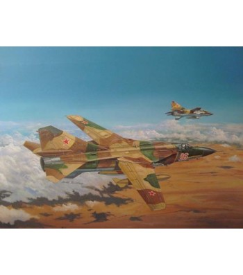 1:48 Russian Mig-23ML Flogger-G