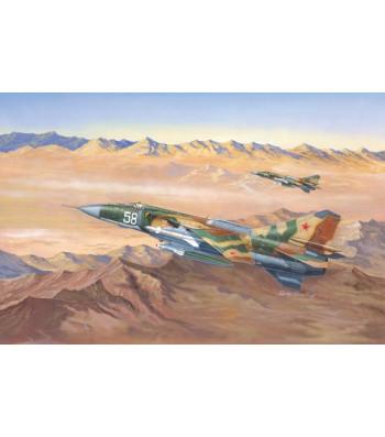 1:48 Russian Mig-23MLD Flogger-K