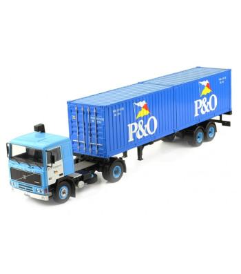 Volvo F10, P & O Container, 1983