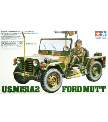 1:35 US M-151 A21 Ford Mutt - 1 figure