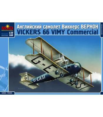 "1:72 Vickers ""Vernon"" British Transport Aircraft"