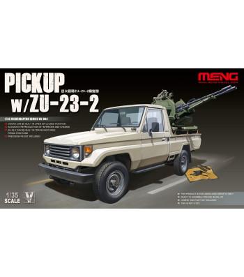 1:35 Pickup w/ZU-23-2