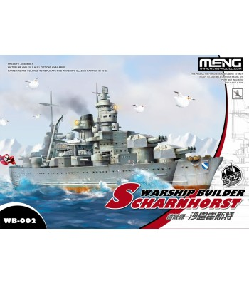 Warship Builder Series Scharnhorst