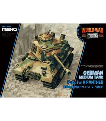 World War Toons PzKpfw V Panther