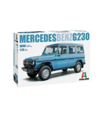 1:24 MERCEDES BENZ G230