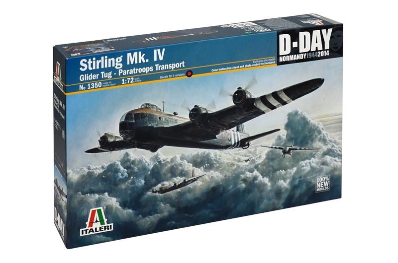 Acrylic Colors Set D-Day Normandy 1944 Aircraft ITALERI