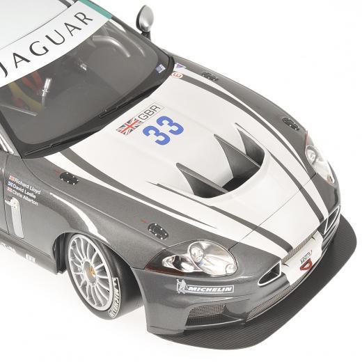 JAGUAR XKR GT3 - QUAIFE / HALL - FIA GT3 CHAMPIONSHIP 2008 ...