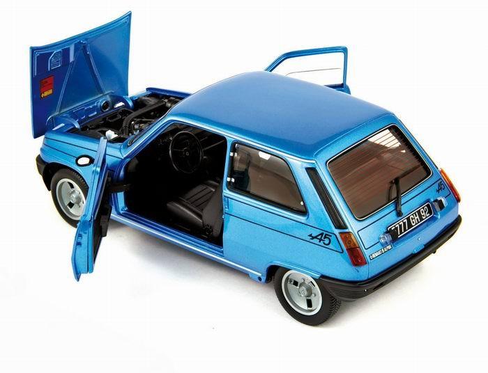 Renault 5 Alpine Turbo 1981 1//18-185157 NOREV