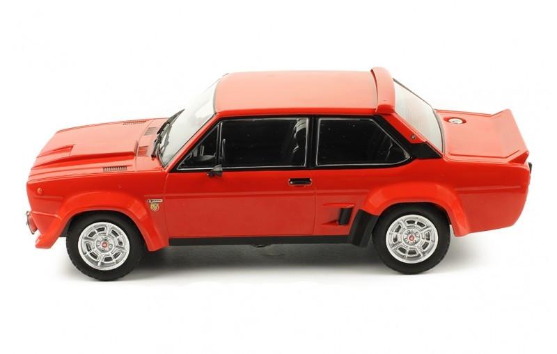 1:18 Ixo Fiat 131 Abarth 1980 red