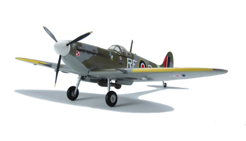 1:72 Spitfire Mk VB RAF 303 Squadron 1942