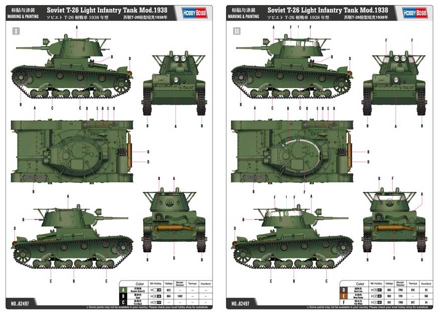 gaixample.org Toys & Games Model Building Hobbyboss 1:35 Scale ...