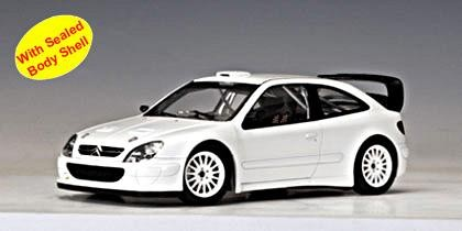 CITROEN XSARA WRC 2004 PLAIN BODY VERSION