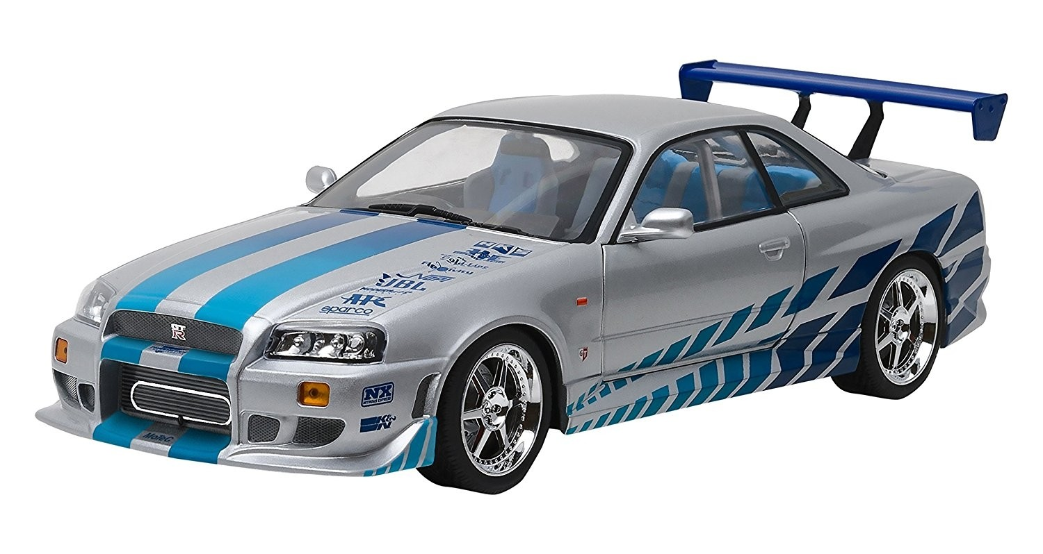 Fast Furious 2 Fast 2 Furious 2003 1999 Nissan Skyline Gt R R34 Artisan Collection