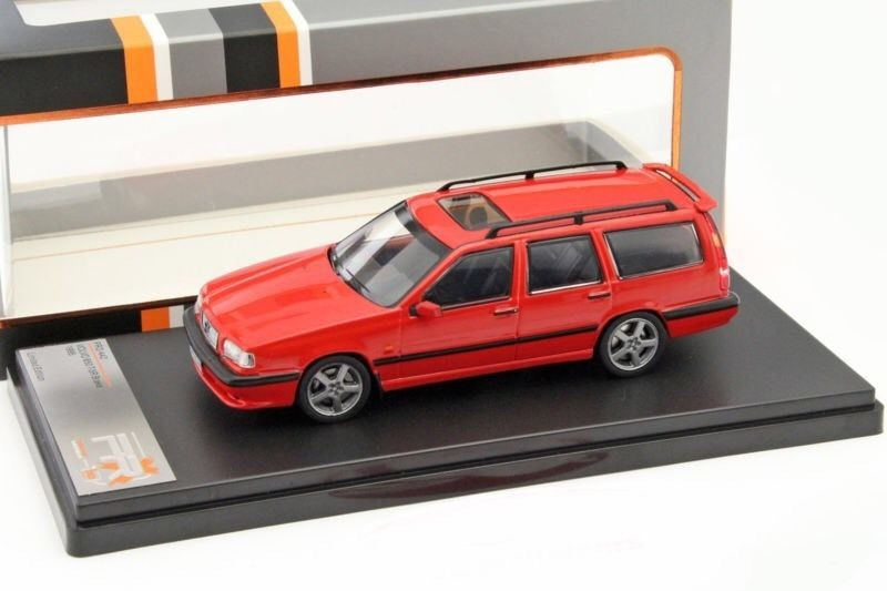 Volvo 850 T 5r Station Wagon Red