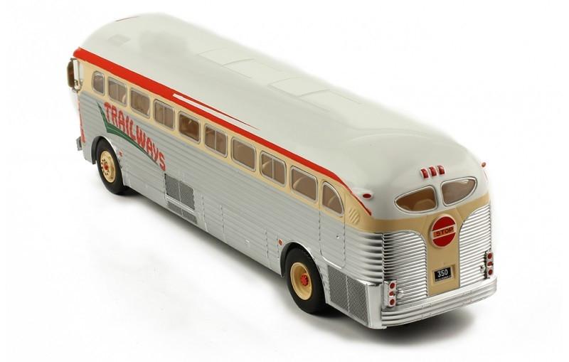 GMC PD 3751 Trailways 1955 1//43 IXO