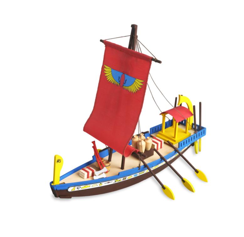 Cleopatra - Egyptian Boat - Junior