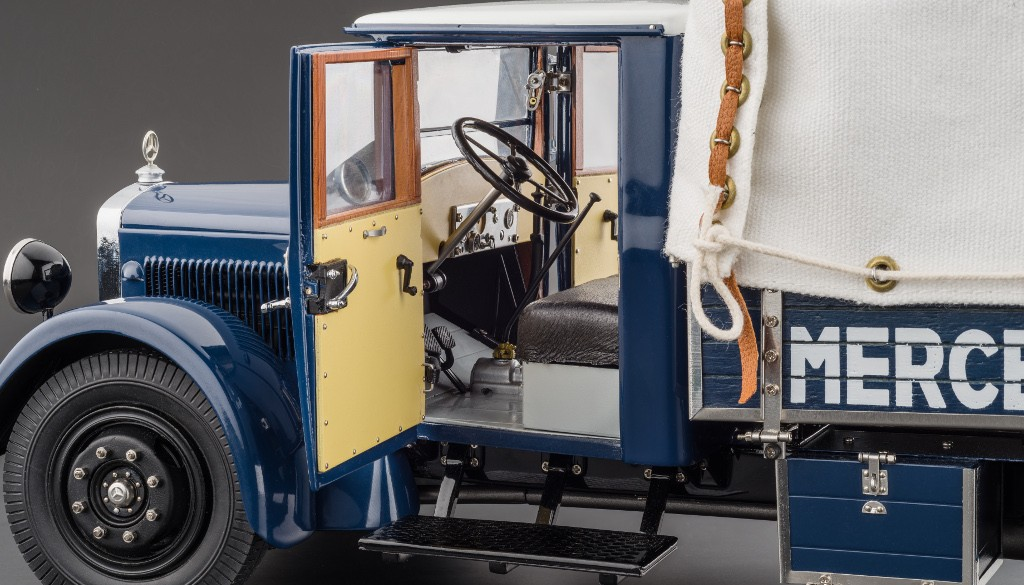 Mercedes Benz Racing Car Transporter Lo 2750 1934 38 Hobbyland