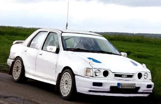 FORD Sierra Cosworth 4x4 1992 Rally Spec (round front lights